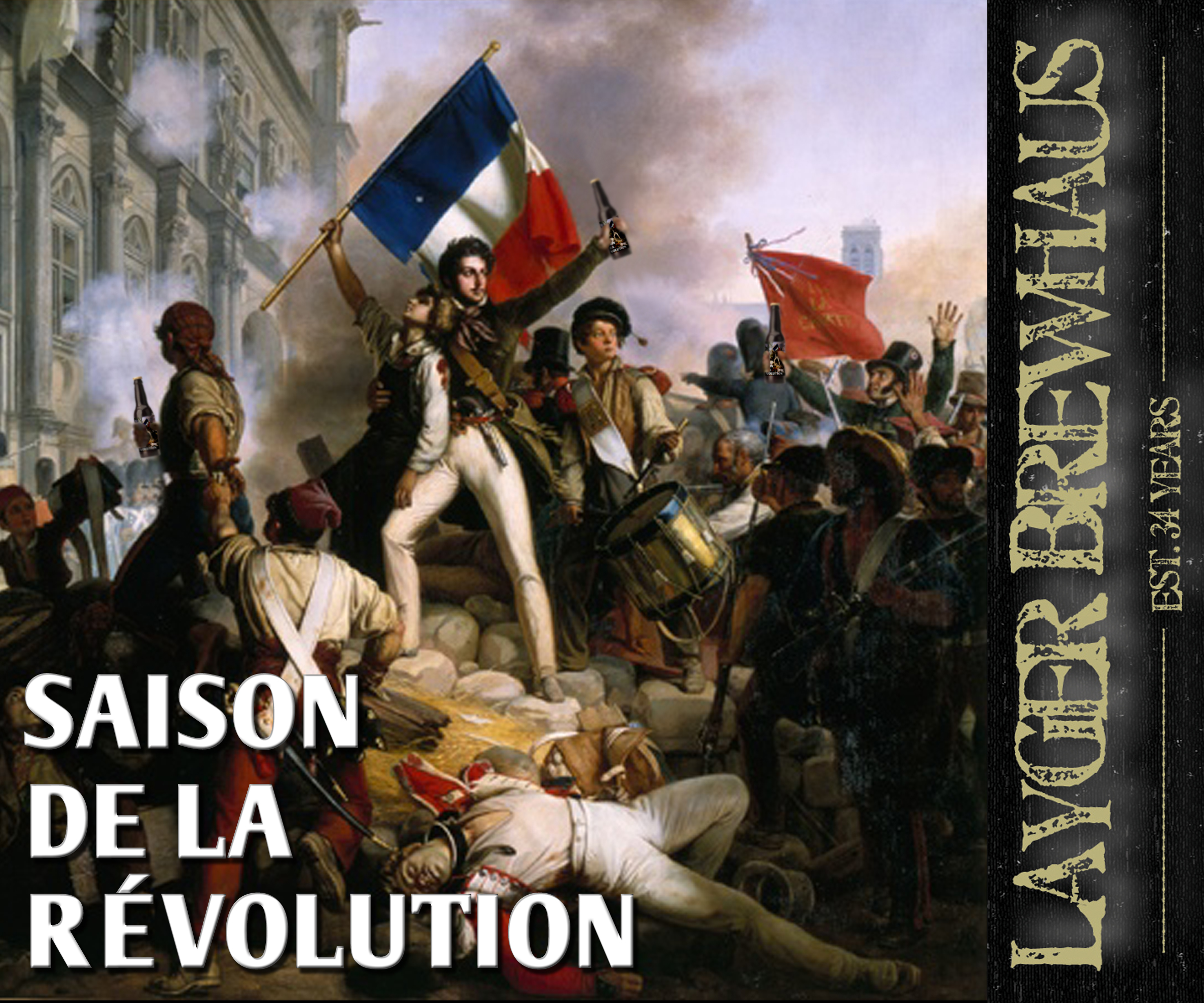 french revolution and nationalism The french revolution put nationalism on the political map pre-revolutionary france was a complicated and very illogical place without common laws or institutions of government in theory the king was the source of all law and administrative authority reigning by the grace of god.