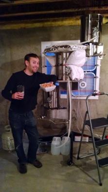 Layger Brewhaus Belgian Wit IPA